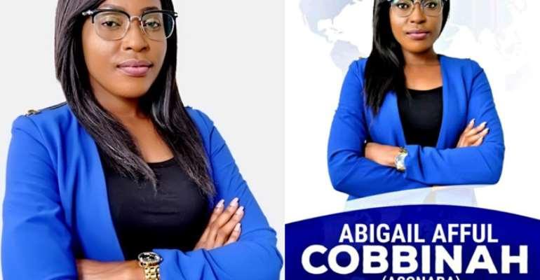 AUCC's Abigail Cobbinah Tipped To Win