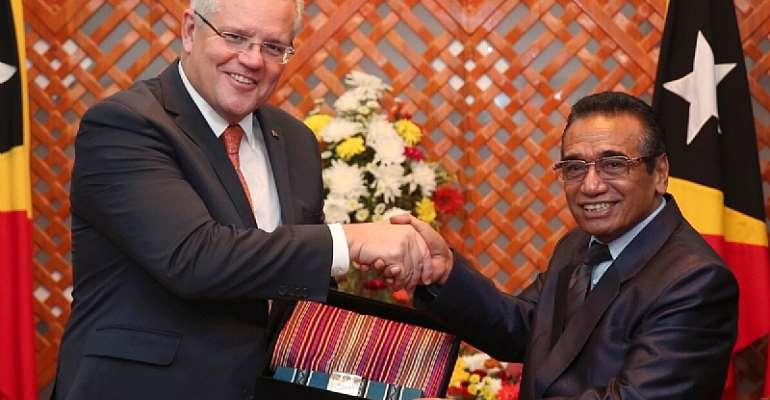 Timor-Leste and Australia: A Loveless Affair at Twenty