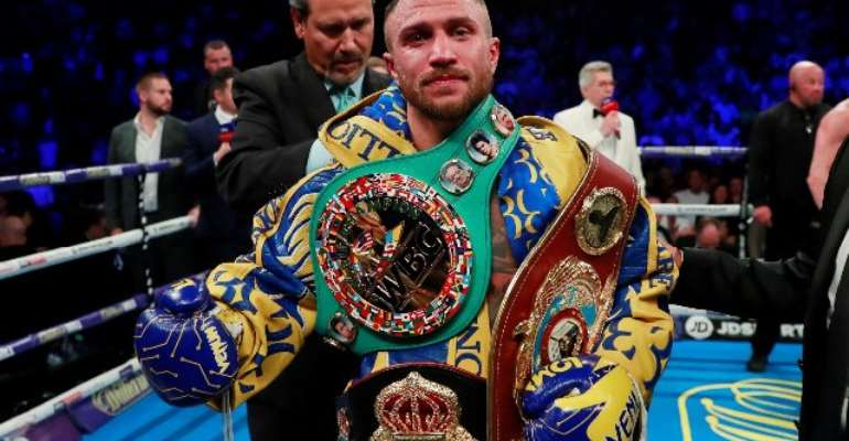 Lomachenko Tops Campbell, Adds WBC To Title Collection