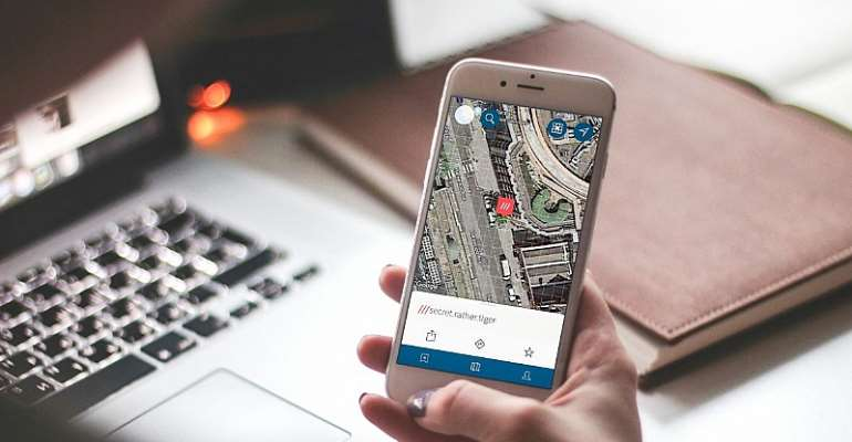 Can Using The Free What3words Smartphone App Enhance Personal Security In Ghana?