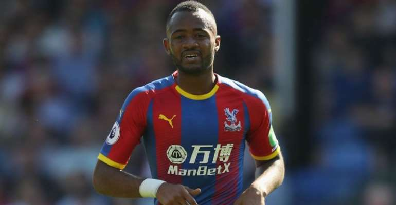 Jordan Ayew Bent On Repaying Crystal Palace For Having Faith In Him