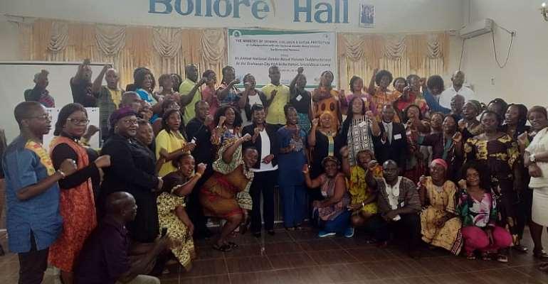Gender, Partners Climax National Gender Based Violence Taskforce Retreat