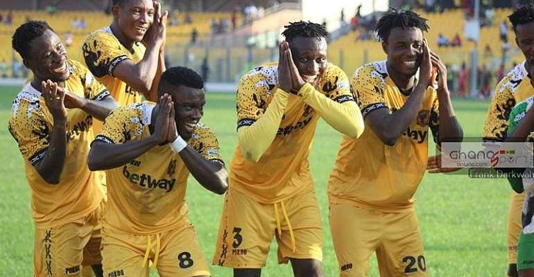 BK Adusei Cup: Ashgold Beat Kotoko On Penalties To Lift Trophy