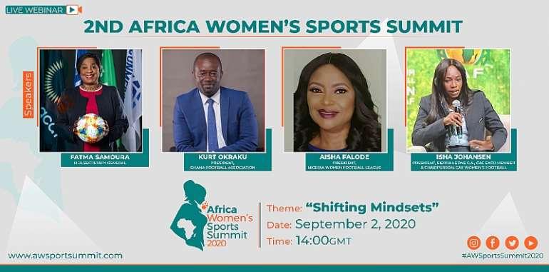Fatma Samoura, Kurt Okraku, Isha Johansen, Others To Attend Africa Women's Sports Summit On Wednesday