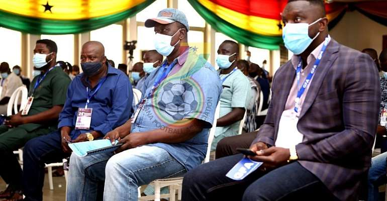 LIVESTREAM: Football Stakeholders Assemble For GFA's 26th Ordinary Congress