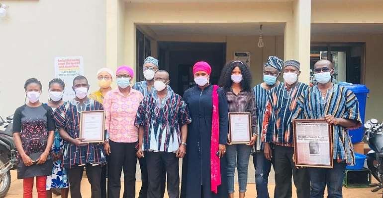 Akua Denteh Foundation Inaugurated