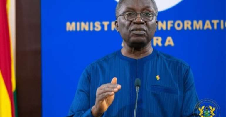 Claims Against Prof Frimpong Boateng By NDC And Kwadwo Pepra False — Aide