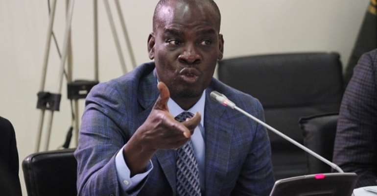 NDC Demands Independent Probe Into Valuation Of Royalties In Agyapa Deal