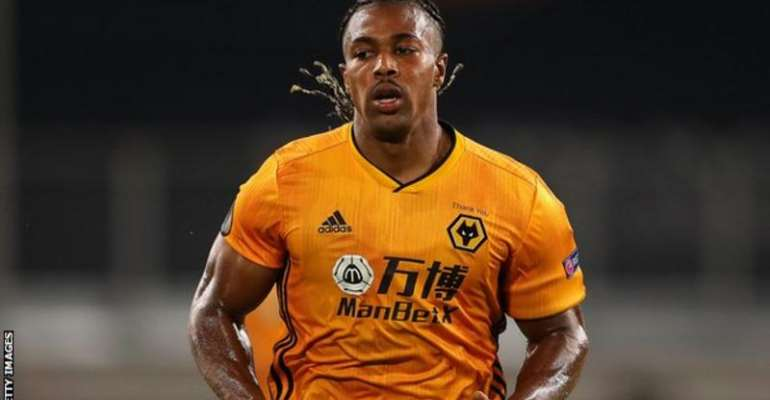 Wolves winger Traore is yet to win a senior cap for Spain