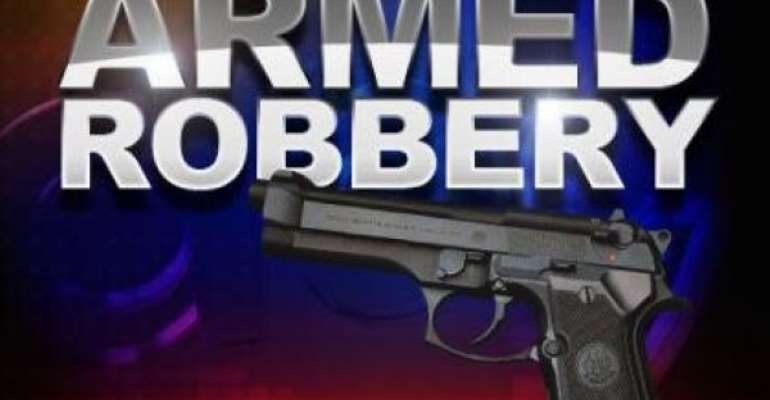 Armed Robbers Attack, Rob Mobile Money Vendor At Yendi