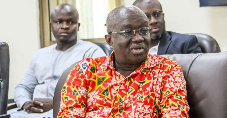 Potential Investors Have Shown Interest In Airport For Cape Coast – Aviation Minister