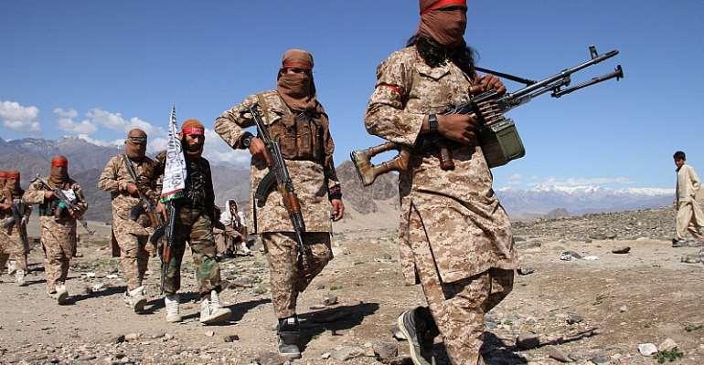Adib Saani writes: Taliban take-over; no military solution to fighting terrorism?
