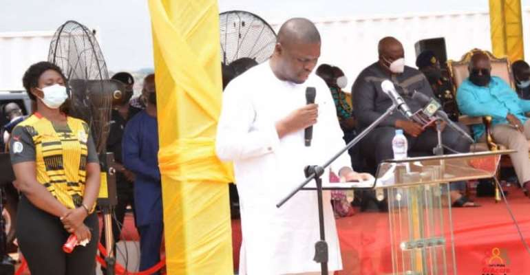 Hosting 2023 Africa Games will accelerate development of Ghana sport – Sports Minister