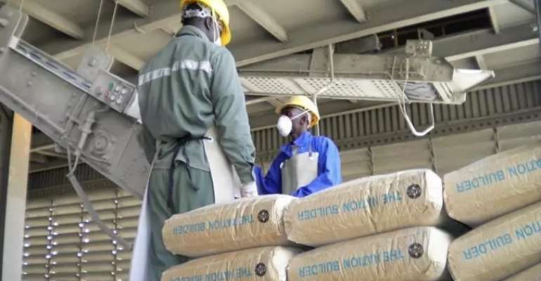 Cement to hit GH¢60 a bag if taxes, levies are not reviewed — Manufacturers