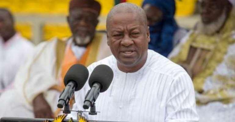 Government will provide socio-economic opportunities - President