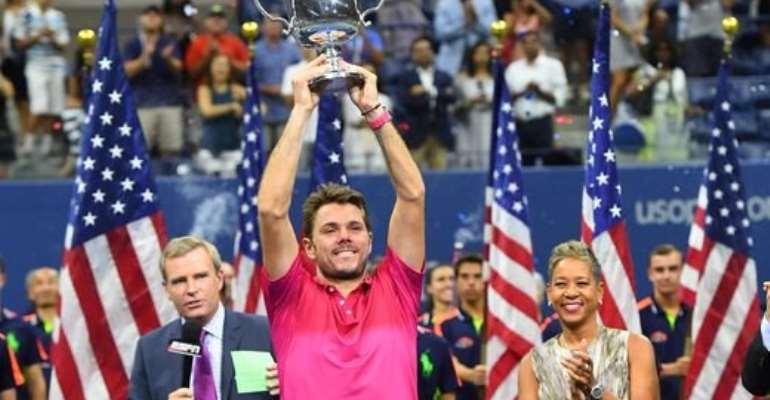 Wawrinka stuns Djokovic to win US Open final