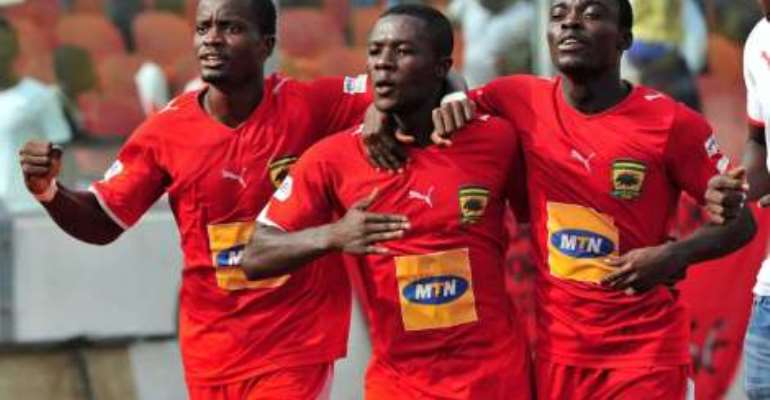 Today In History: Kotoko beat New Edubiase United to win Super Cup