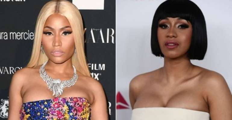 Nicki Minaj Explains Brawl With Cardi B Was 'mortifying'