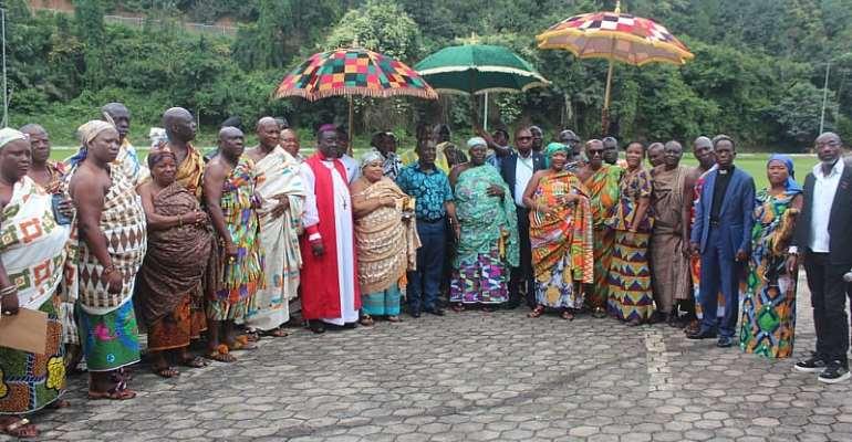 Stakeholders Forum On KNUST-Obuasi Campus Held In Obuasi