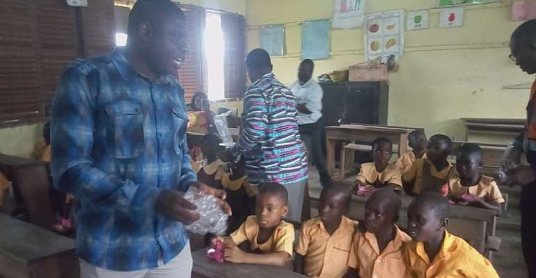 Tarkwa-Nsuaem MCE welcomes basic school pupils