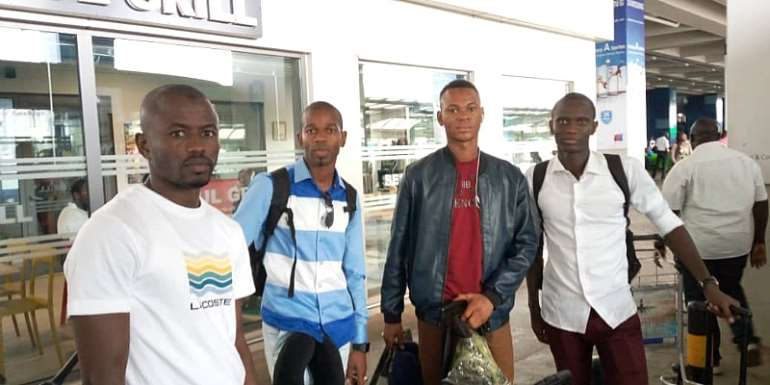 Ashgold vs RS Bekane: Selected Match Officials Arrive In Ghana Ahead Weekend Fixture