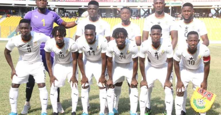 AFCON U-23: Alhaji Grusah Lauds Ibrahim Tanko For Black Meteors Qualification