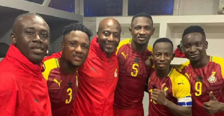AFCON U-23: GFA NC Applauds 'Relentless' Black Meteors After Historic Qualification