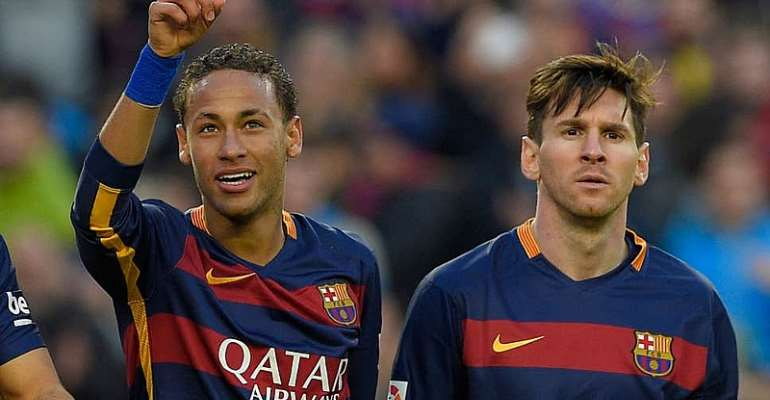 'I Would Be Thrilled If Neymar Came Back,' Says Barcelona's Messi