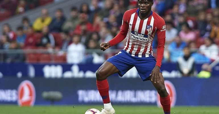 Top Spanish Scout Reveals How Thomas Partey Joined Atletico Madrid