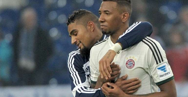 I Recommended Juventus To Jerome Boateng - KP Boateng Reveals