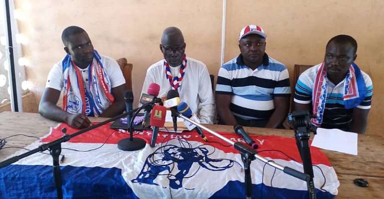 NPP Polls: Ellembelle DCE Supporters Accuse Freddie Blay Of Disqualifying Aspirant