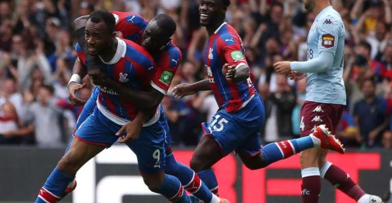 Jordan Ayew Praises Crystal Palace Fans After Winning Player Of The Month Award