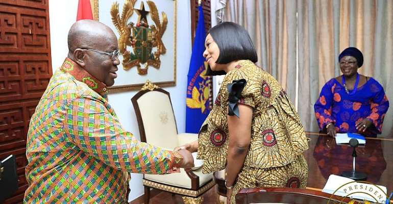 Akufo-Addo Says He doesn't Need EC's Help To Win Election