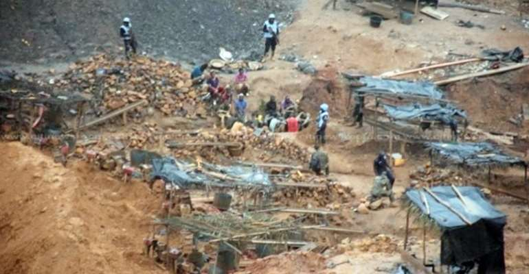 85% Success Rate Achieved In galamsey Fight – Lands Minister