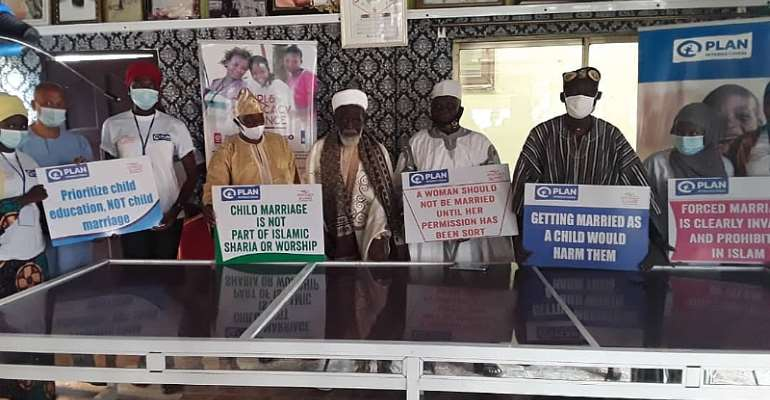 Chief Imam Throws His Support Behind Campaign To End Child Marriage
