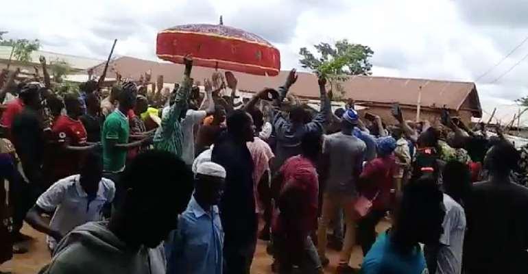 Northern Region: Karaga Boiling Up Over Chieftaincy Litigations
