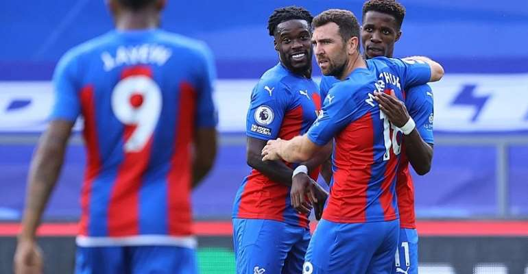 Jordan Ayew completed the most dribbles in Crystal Palace win over Southampton