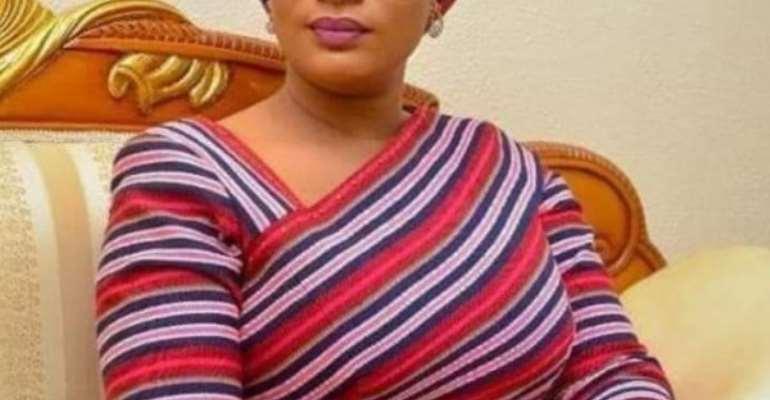 Second Lady Samira Campaigns In Oti Region