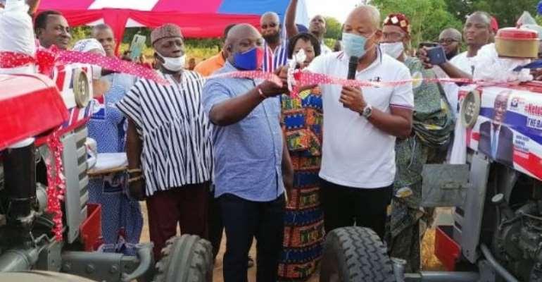 Ketu South Needs A Change; Vote NPP For Change---NPP Aspirant
