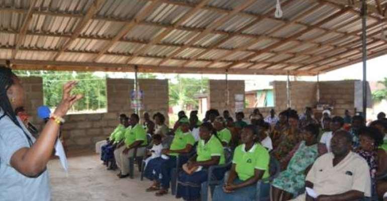 SEND Ghana sensitises communities on anti-corruption