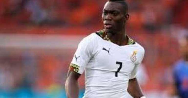 Christian Atsu: Black Stars midfielder assists a goal on Newcastle debut