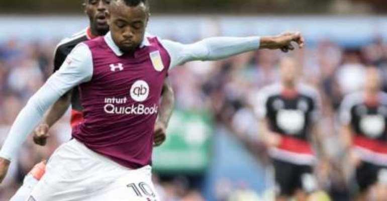 Ian Taylor: Aston Villa legend heaps praises on Jordan Ayew