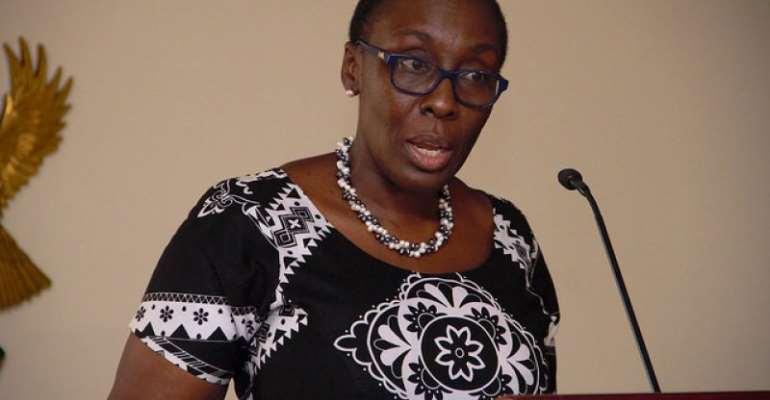 Marietta Brew Appiah-Opong, Attorney-General