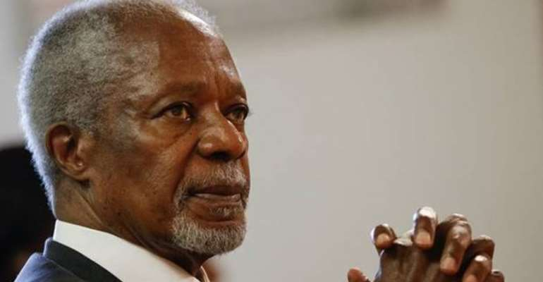 Celebrating The Life Of Kofi Annan (Part 1)