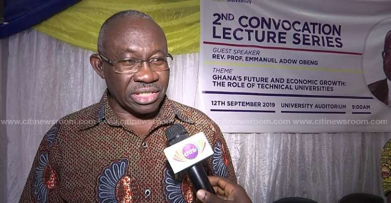 Ghana Beyond Aid Will Crash With Lip Service – Former UCC VC