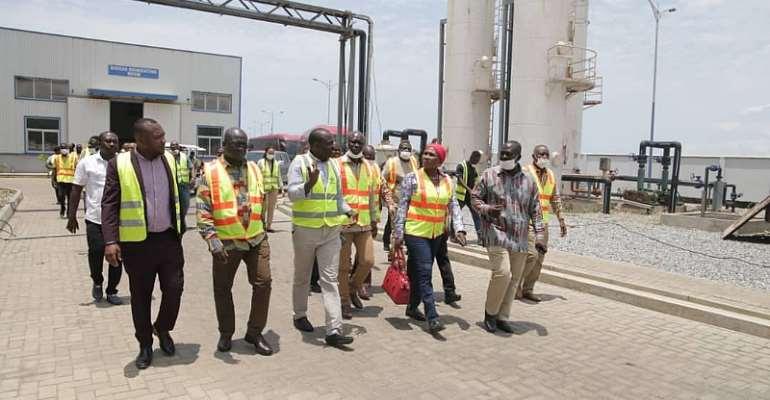 NPP MP Hails JOSPONG As Captain Of The Environmental Sanitation Industry