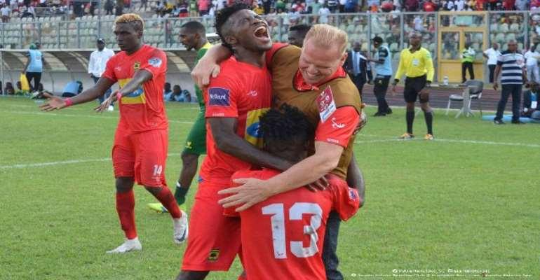 Caf Champions League: Asante Kotoko v Etoile du Sahel Preview