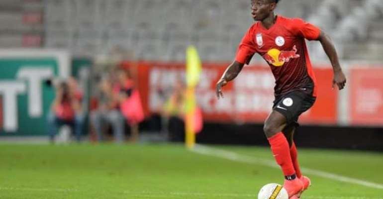 Gideon Mensah Reveals Why Barcelona Move Fell Through