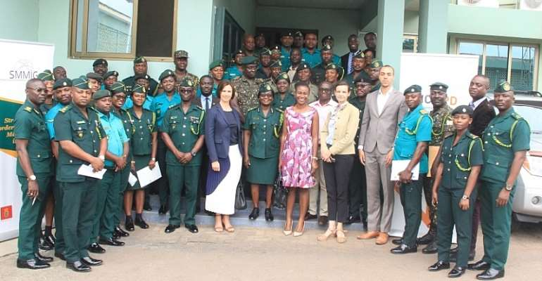 57 Graduate From Immigration Document Fraud Detection Training Center