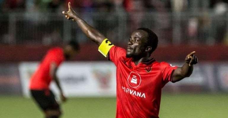 Solomon Asante Named USL Best Player For August